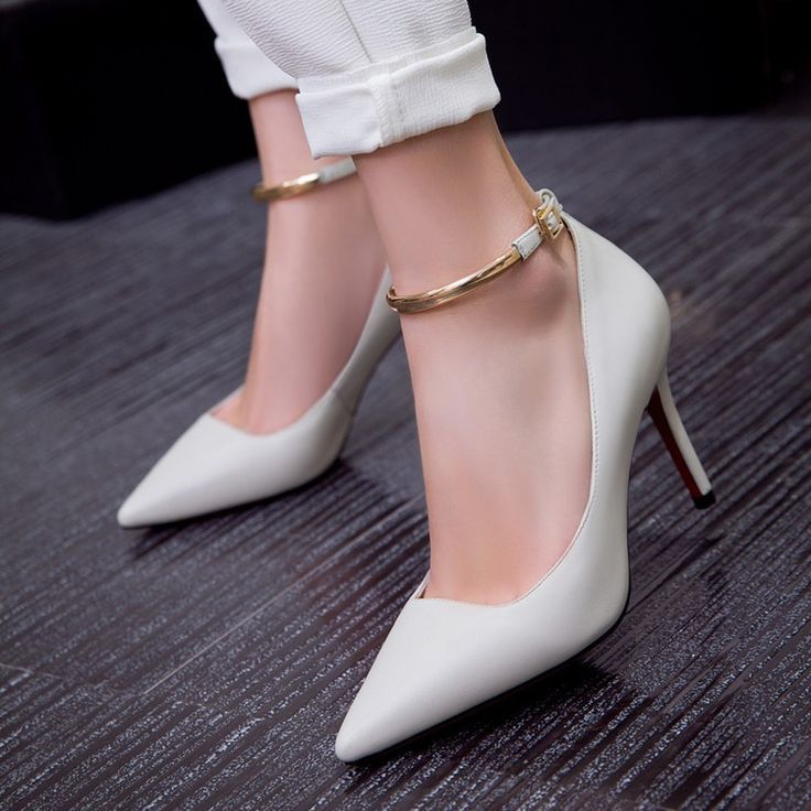 Cheap wholesale leather women shoes in