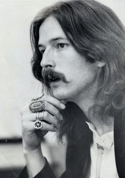 6 June, 1968, Eric Clapton Photograph: Reg Innell