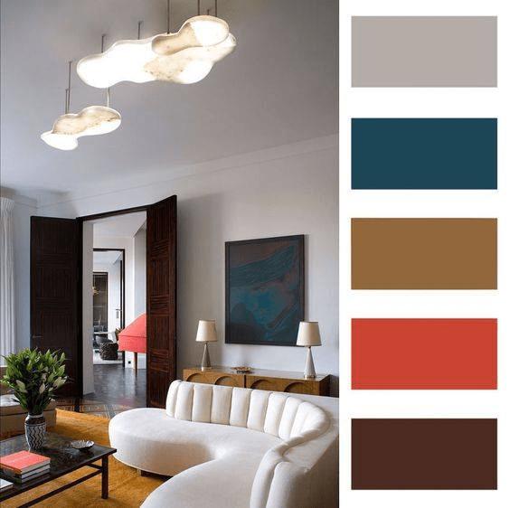Local Home Us Home Improvement Ideas Home Colour Design House Color Schemes Bright Color Schemes