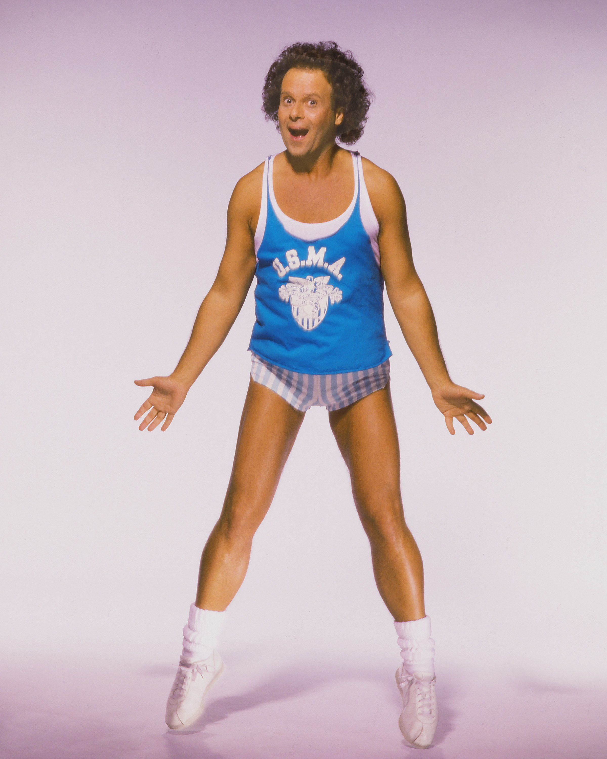 80S Workout Porn 20 style mistakes we all made in the '80s   richard simmons
