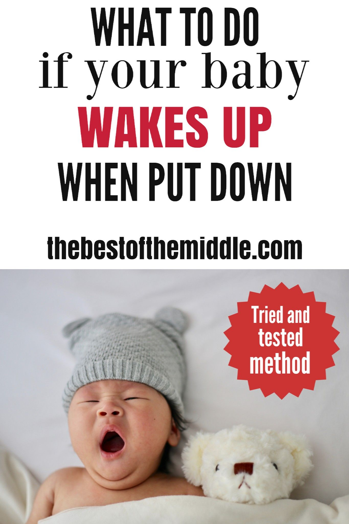 what to do when your baby has to be heldrocked bounced or
