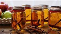 Apple Pie Moonshine Recipe #doseofcolorscampfire