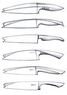 New Point The Safer Stab Free Kitchen Knife Kitchen Knife Design Knife Kitchen Knives