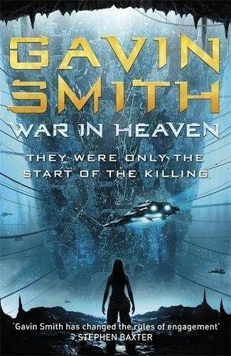 """War In Heaven"" *** Gavin Smith (2012) | Best book covers, Will smith"