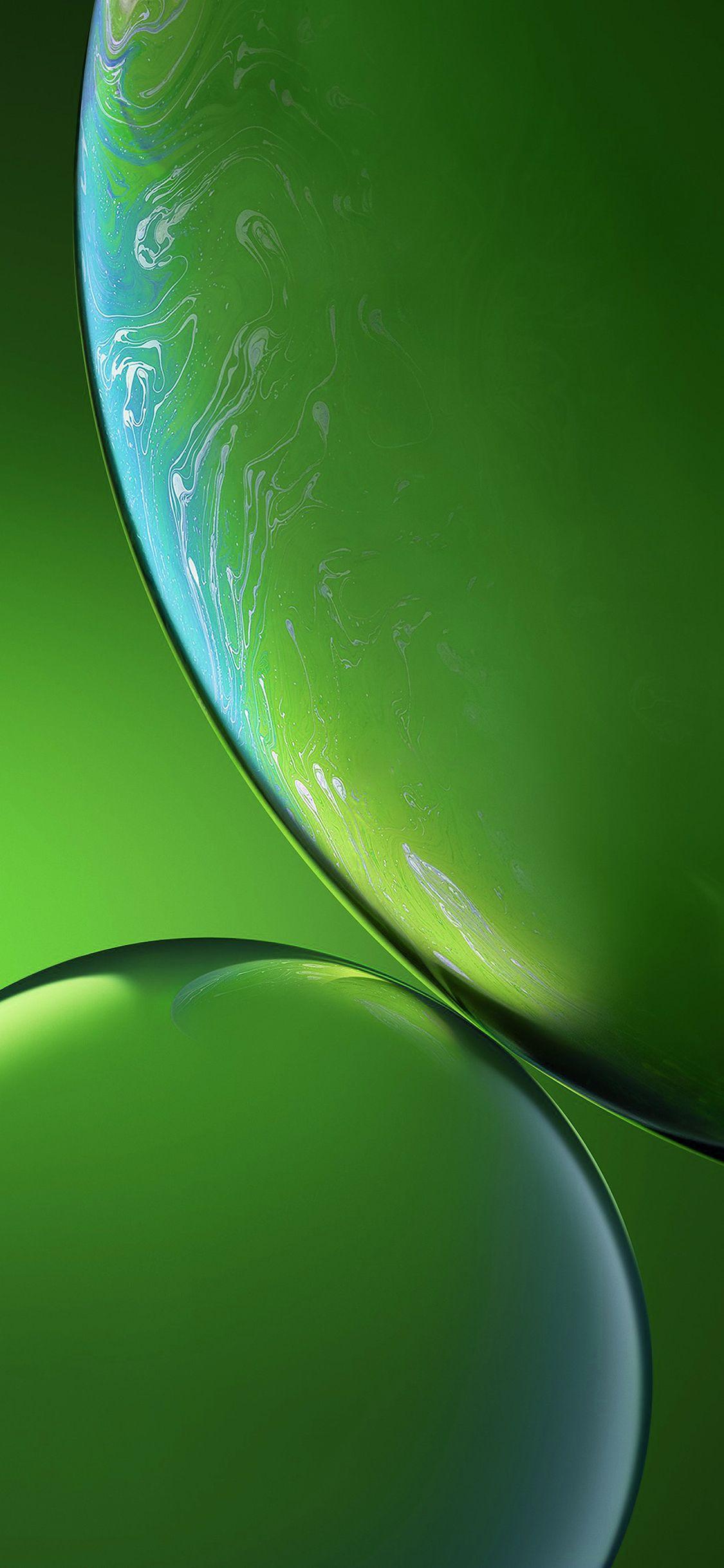 Iphone Xr Bonus The Missing Color Green Wallpapers Central Green Wallpaper Apple Wallpaper Iphone Wallpaper