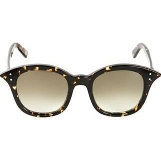 Ahlem Pigalle Sunglasses as seen on Kate Moss
