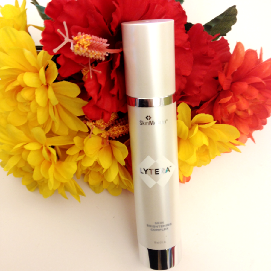 Flowers And Lytera Are Sure To Brighten Any Woman S Day Age Defying Skin Care Skin Medica Skin Brightening