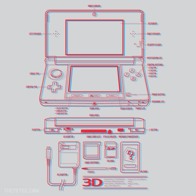 Blueprint 3d By Adamavailable For 11 From Theyetee For 48 Hours