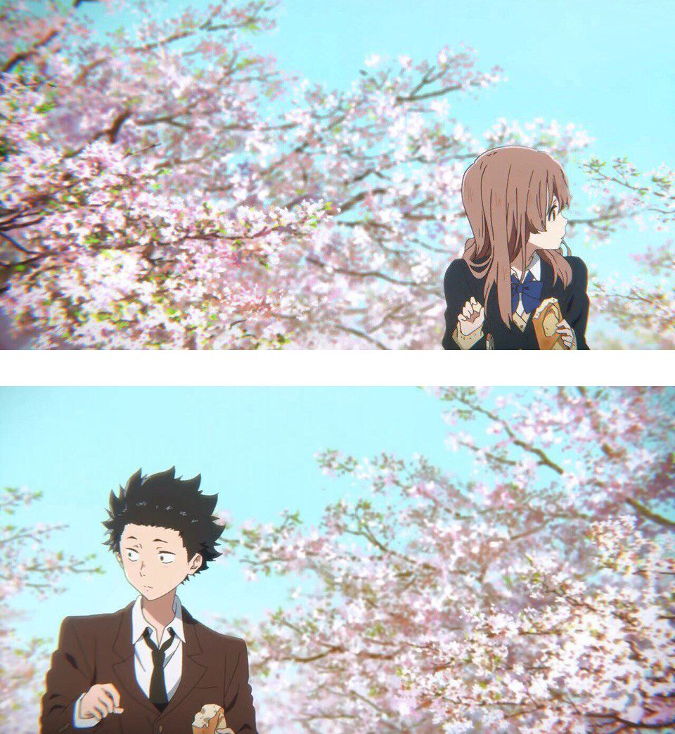 Koe no Katachi \\ 聲の形 \\ A Silent Voice \\ The Shape of