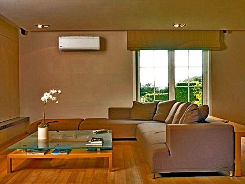 Ductless Air Conditioner For Living Room