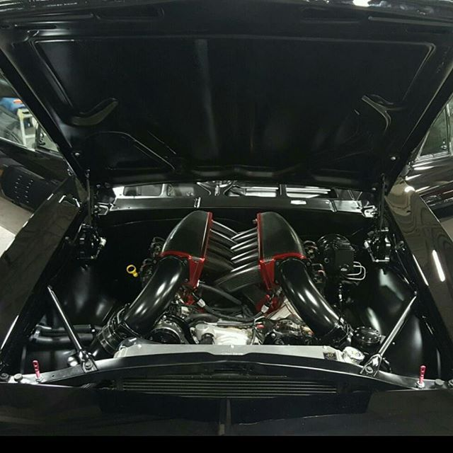 Ls7 Engine Design: Mast Motorsports 700 Hp LS7 With Performance Design Carbon