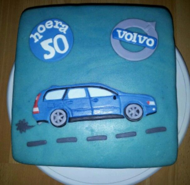 Did Someone Get A New Volvo For Their Birthday Volvo