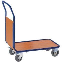 Photo of Rollcart Transportwagen blau 100,0 x 70,0 cm bis 400,0 kg Rollcartrollcart