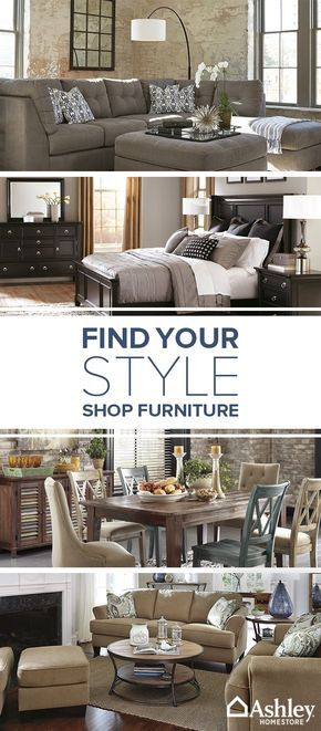 Create A Home That Speaks To Your Style With Beautiful And Affordable Furniture From Ashley Make Any E Own For