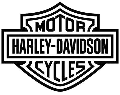 Harley Davidson Shield Harley Davidson Logo Harley Davidson Decals Motorcycle Decals