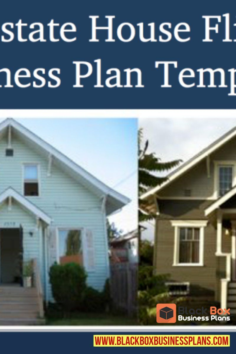 Real estate house flipping business plan business plan templates our business plan template provides you the foundation to lay out your plan for your house flipping business cheaphphosting Images
