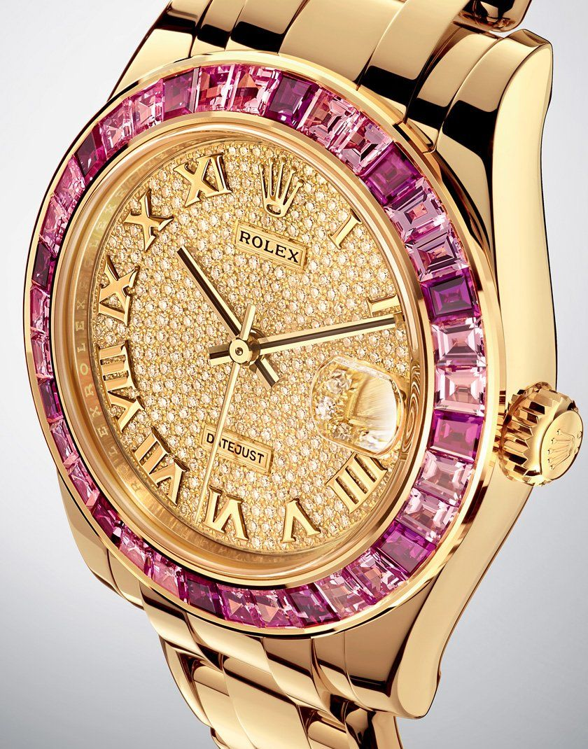 Rolex Diamond Watches | Custom Iced Out Rolex Watches for Men & Women