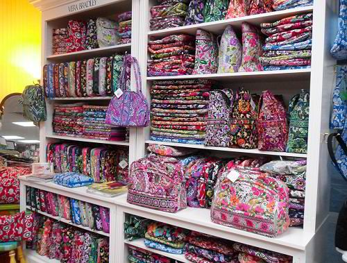 Vera Bradley Stores Tulsa Is Really A Very Large Small Town And