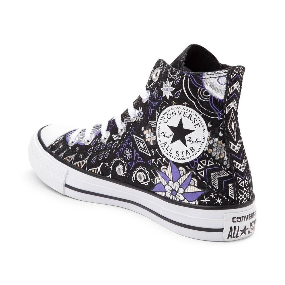 a874193c4a0fda Converse Chuck Taylor All Star Hi Tattoo Sneaker - black - 399404 ...
