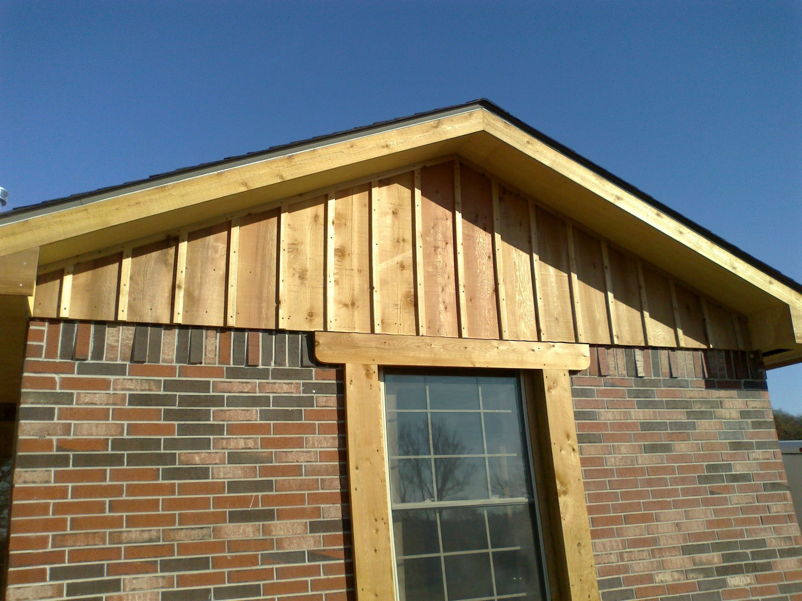 Can You Put Siding Over Brick