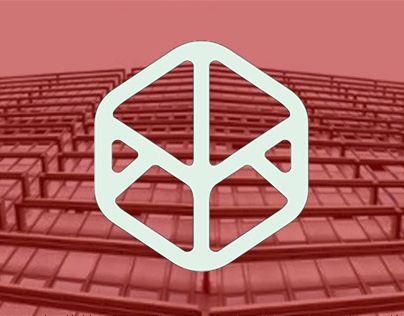 Kompak, engineering company. Logo Design by markos-esther