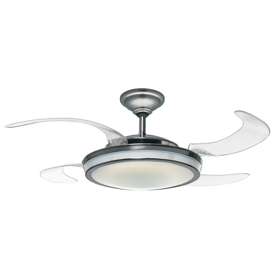 remote in fascinating with steel hugger indoor kit and light fans bargain ceilings led nickel interior series ceiling small brushed nutone fan