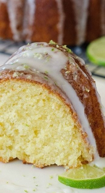 Recipe For Key Lime Cake Icing