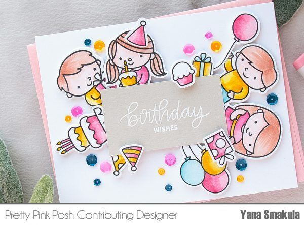 Tutorial creating a cute birthday card pretty pink posh tutorial creating a cute birthday card pretty pink posh birthdays and create bookmarktalkfo Images