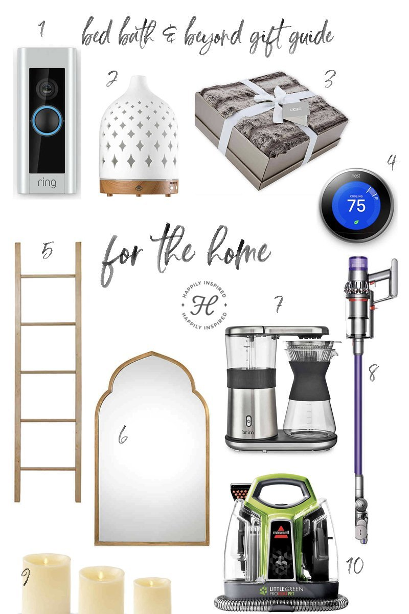The Best Bed Bath Beyond Gifts For Homebodies
