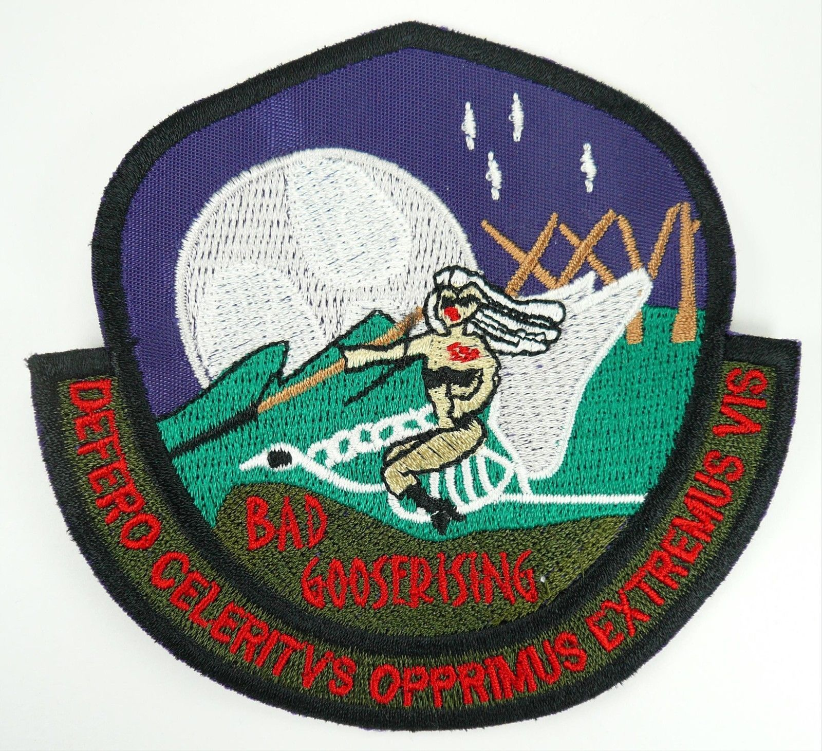 USAF 1st SOS SPECIAL OPERATIONS SQUADRON GOOSE26 PATCH
