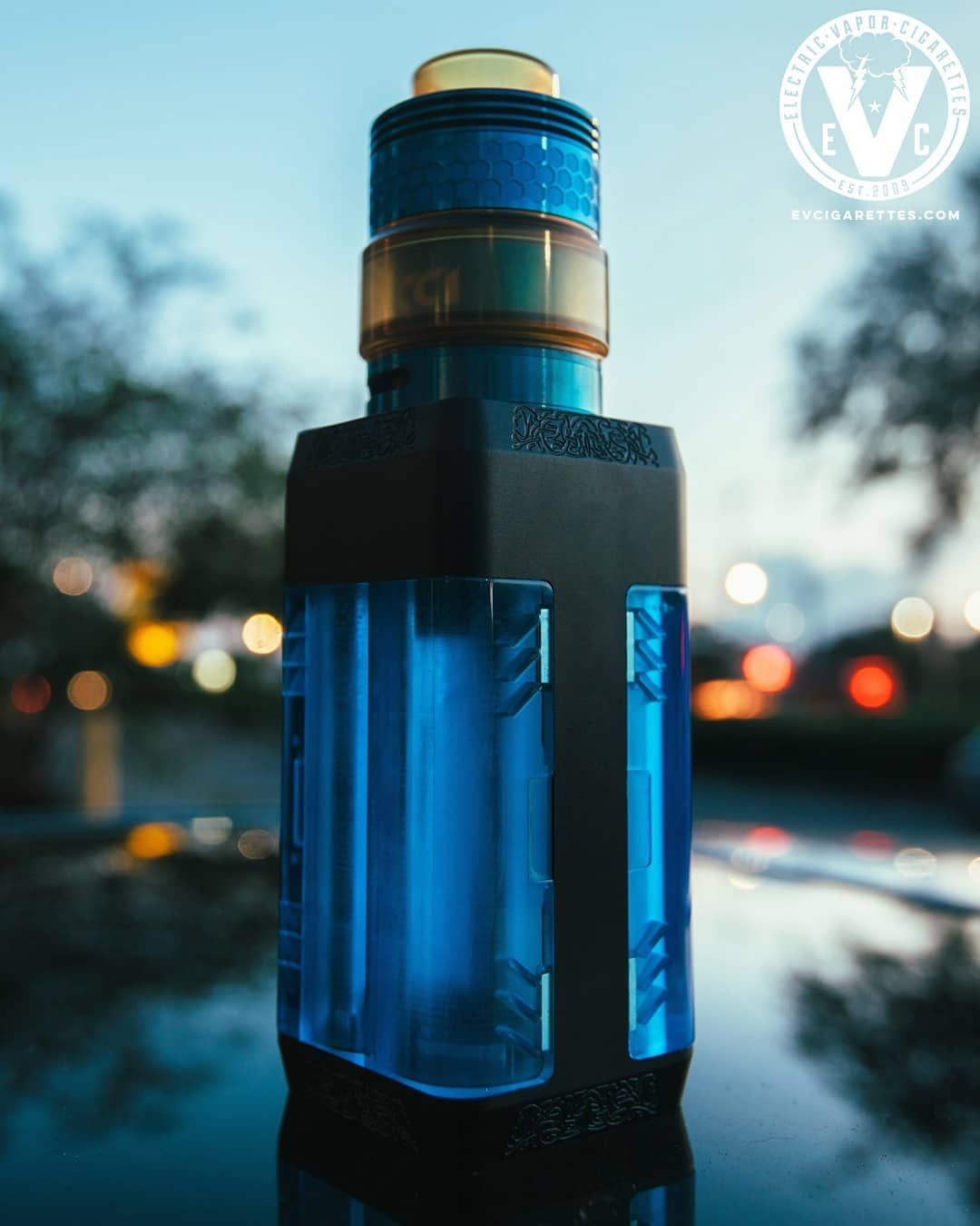Oh My Goodness    More Hotness! •Hive 40mm RTA by Cloud
