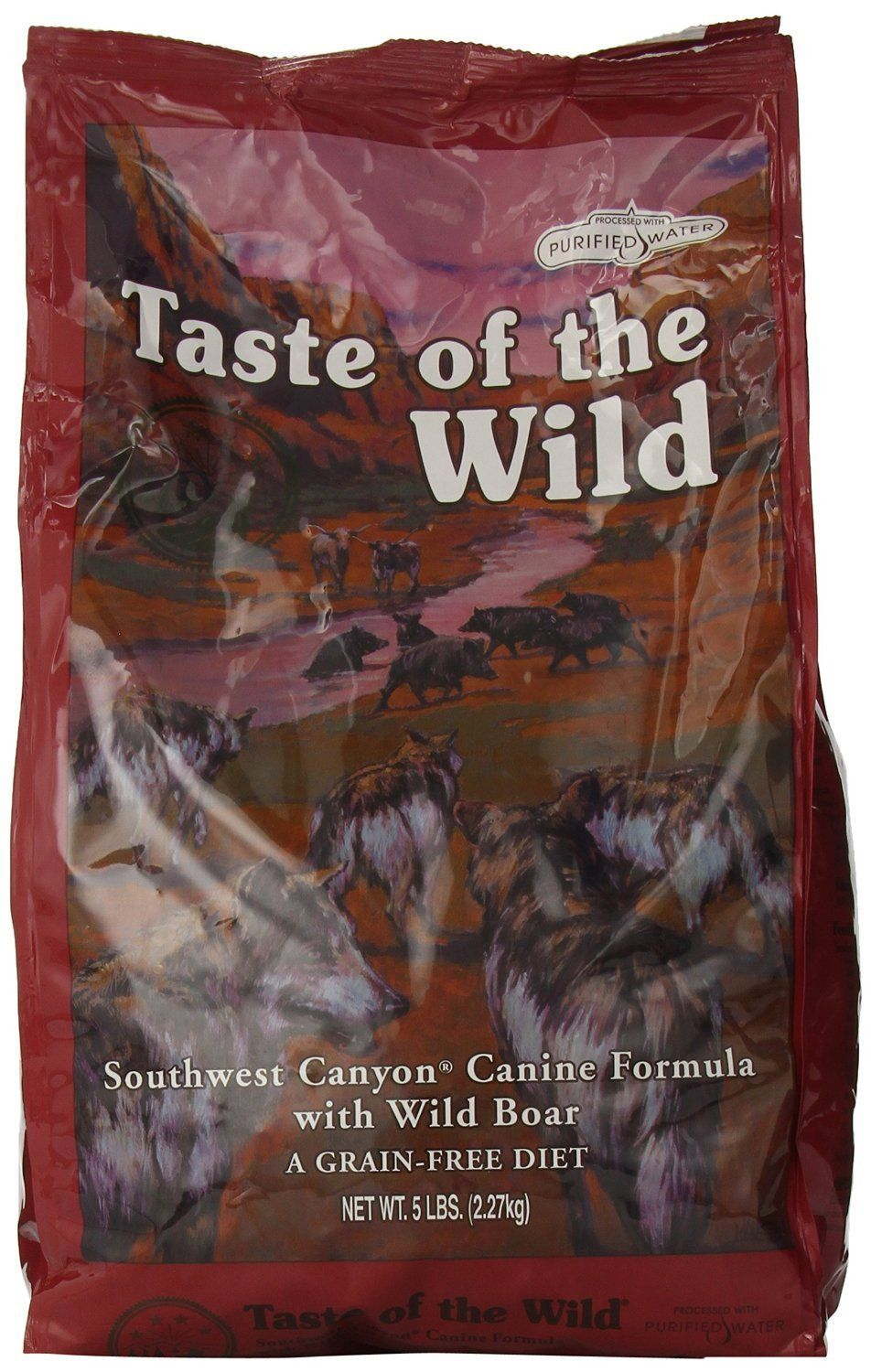 taste of the wild canned dog food tractor supply