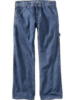 Men's Loose Painter Jeans | Old Navy 32X32, in store likely | Ryan ...