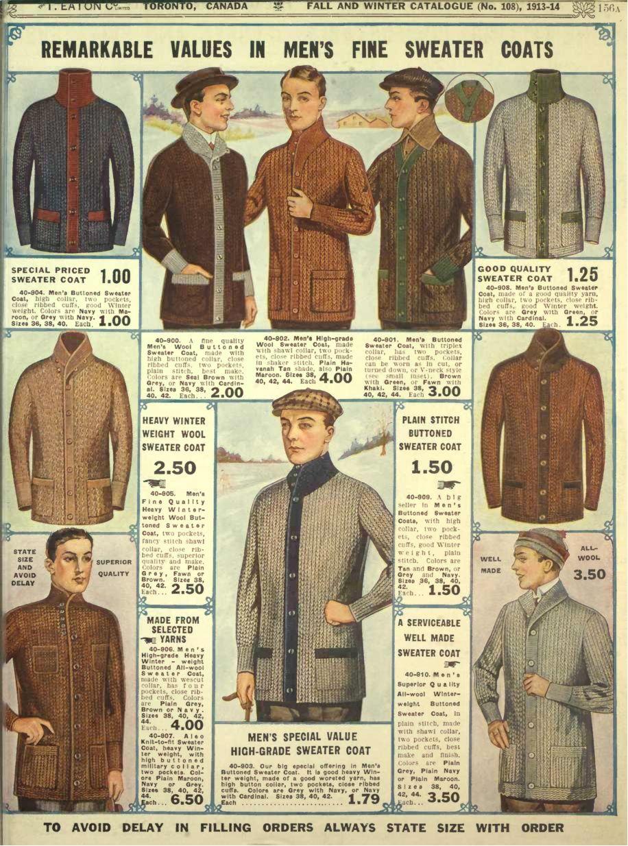 Men S Vintage Sweaters Retro Jumpers 1920s To 1980s Vintage Men Knitwear Men Vintage Mens Fashion