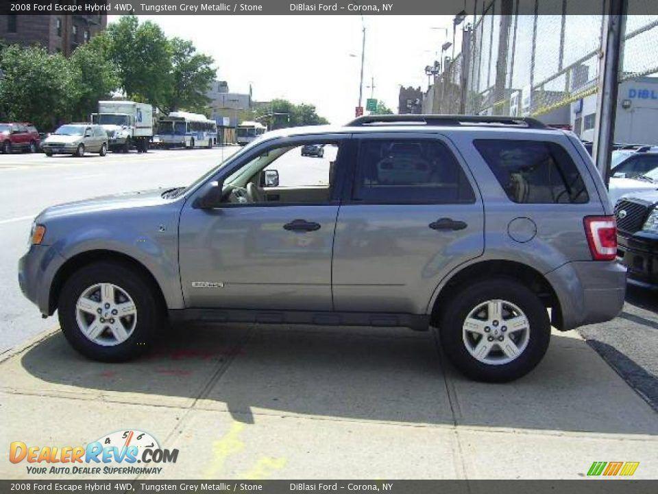 2008 Ford Escape Consumer Reviews Edmunds Hybrid
