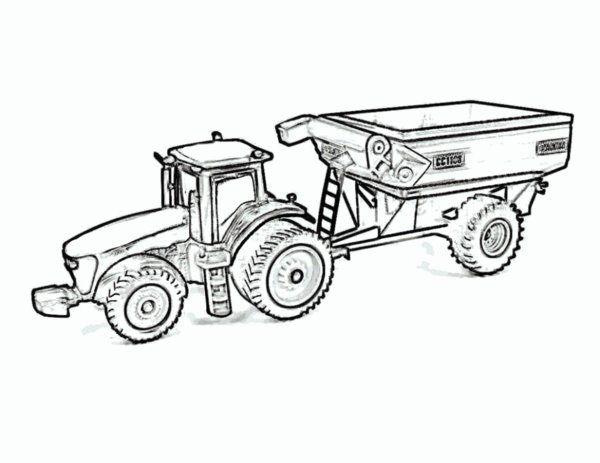 Pin by Alí J on Omalovánky Pinterest Kindergarten - copy simple tractor coloring pages