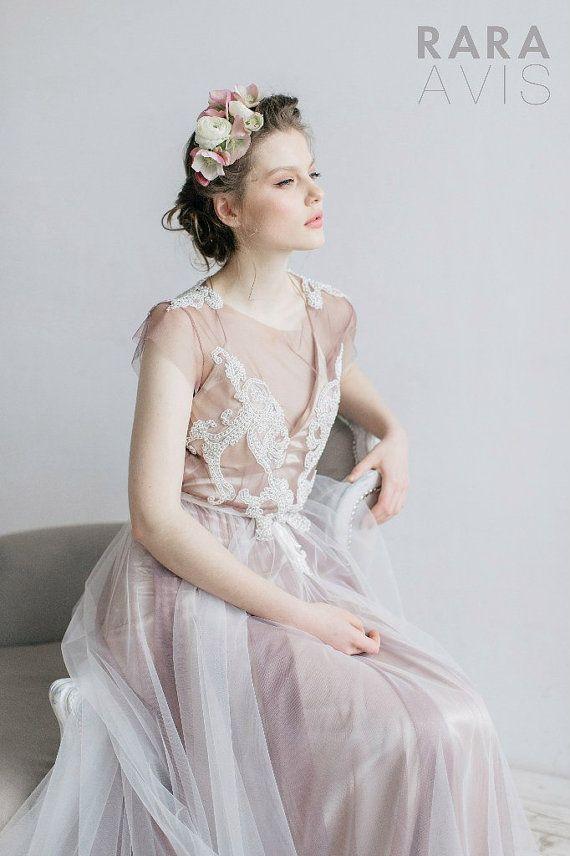 18 Of The Dreamiest Wedding Dresses You Will Ever See | Rara avis ...