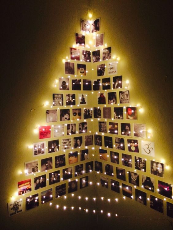 15 Unique Christmas Tree Decorations That's Simply Fascinating - #Christmas #Decorations #Fascinating #Simply #tree #unique #apartmentdecor