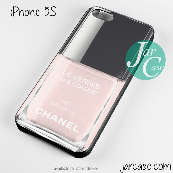 chanel nail polish ballerina Phone case for iPhone 4/4s/5/5c/5s/6/6 ...