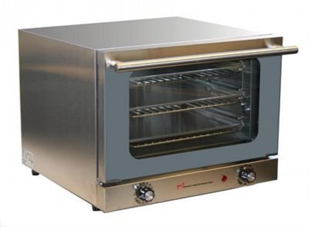 Wisco Wisco 620 Commercial Convection Counter Top Oven Silver Bakingreview Com In 2020 Top Oven Countertop Oven