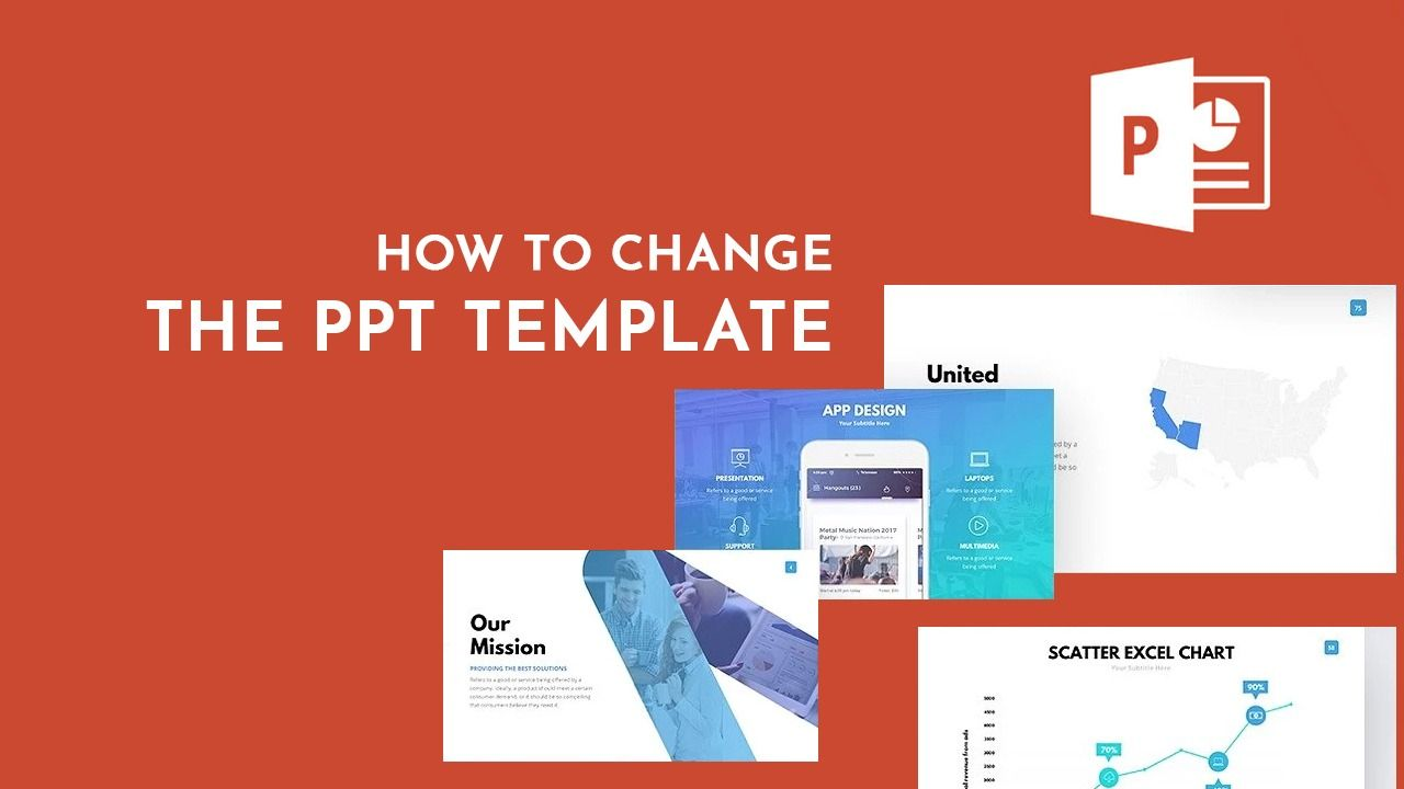 How To Change The Ppt Template Easy 5 Step Formula Elearno With How To Change Powerpoint Template Best B Powerpoint Templates Business Template Templates How to change powerpoint template