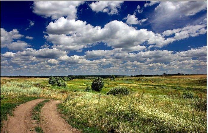 Красота русской природы в фотографиях! | Пейзажи