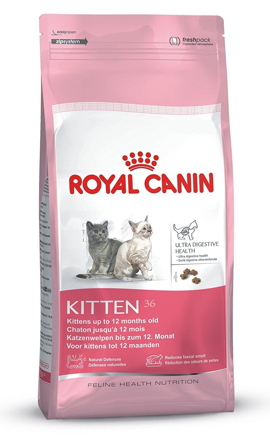 Royal Canin Kitten 36 Dry Cat Food 400 G Save This Wonderfull Item Cat Food Kitten Food Dry Cat Food Cat Food