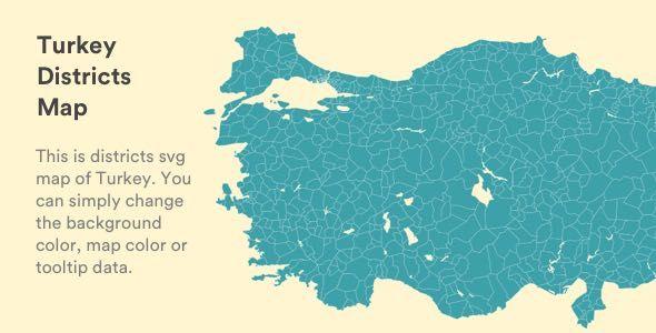 Interactive vectorel turkey districts map svg js html5 pinterest interactive vectorel turkey districts map svg js html5 gumiabroncs Image collections