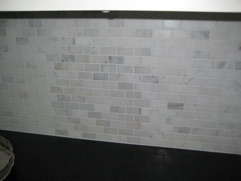 Marble Tile Backsplash Kitchen Do Not Forget To Follow Us On Twitter For All New Discounts About
