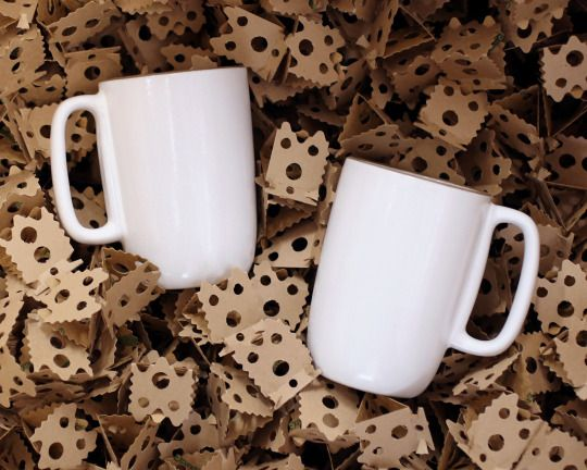 Heath Ceramics Mugs Shipped In Expandos A Fully Recyclable And