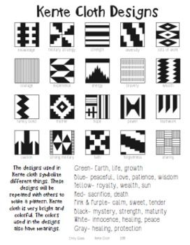 Kente Cloth Designs And Meanings In 2020 African Art Projects