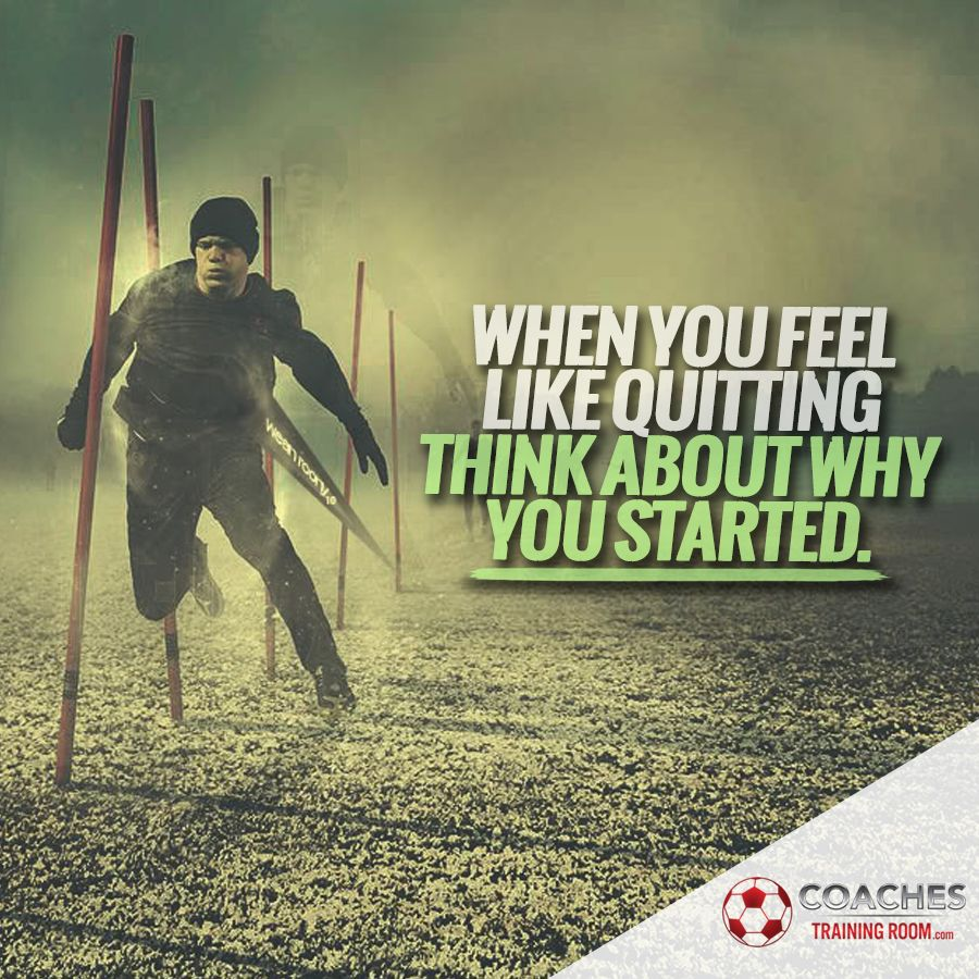 Soccer Coaching Quotes Inspiration Motivation (With images