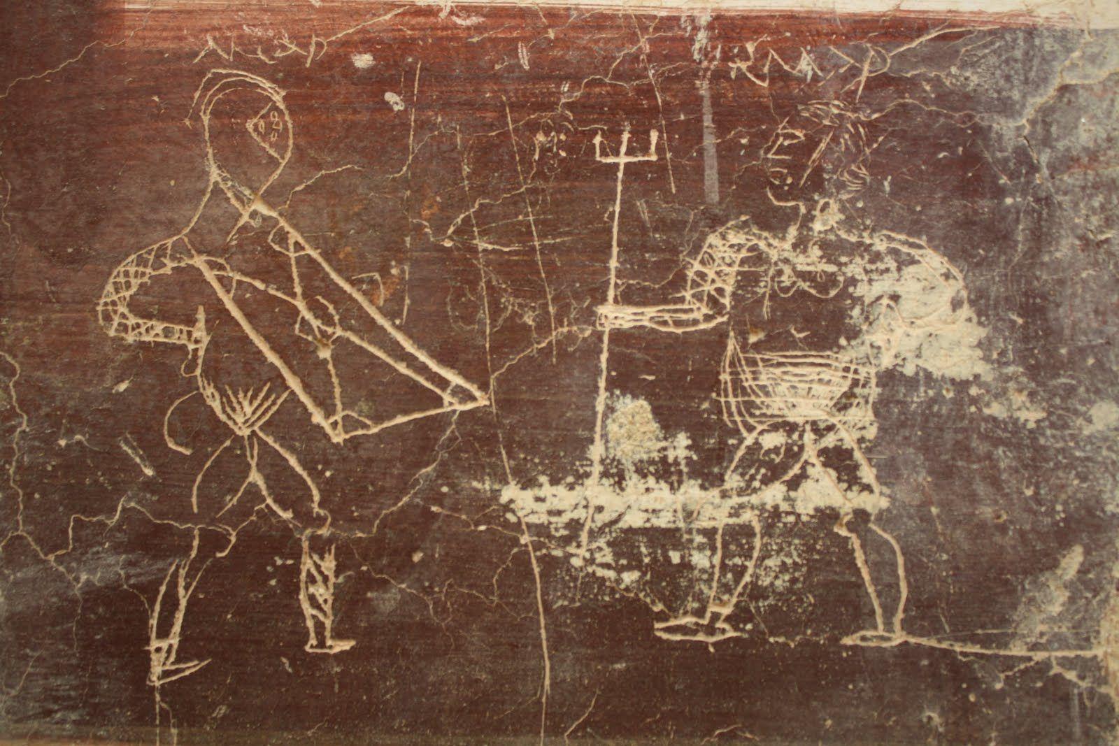 Graffiti on walls google search graffiti history graffiti art roman gladiators roma