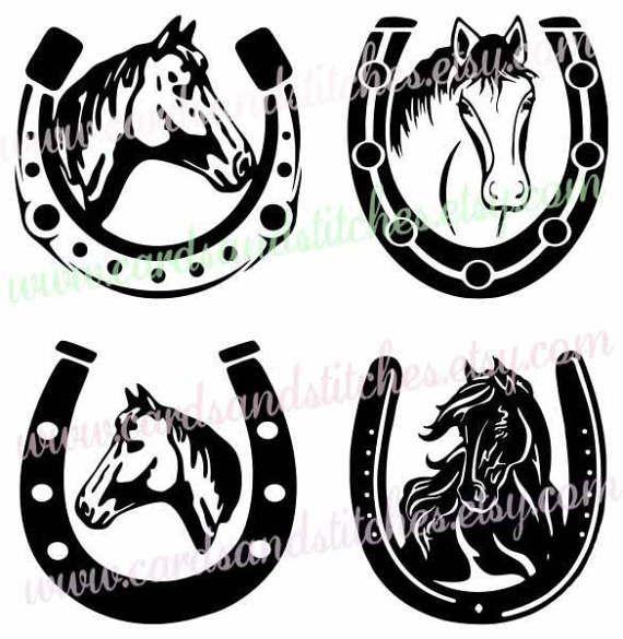 Horse Shoe Shaped Car Magnet Wanna Horse Around